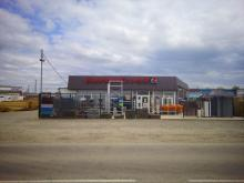 Магазин « Кирпич Строй » находится по ул. Конармейская, 141 А